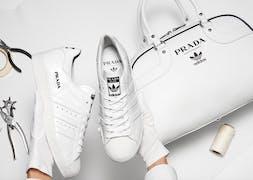 A match made in heaven: Adidas y Prada