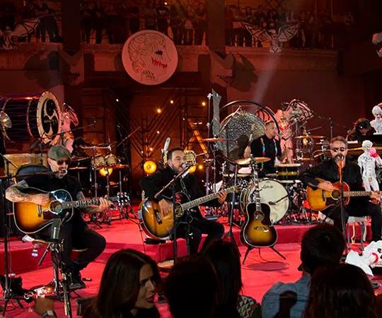 MTV Unplugged: MOLOTOV 2018
