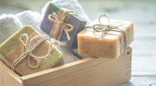 Curso de jabones artesanales y productos del hogar