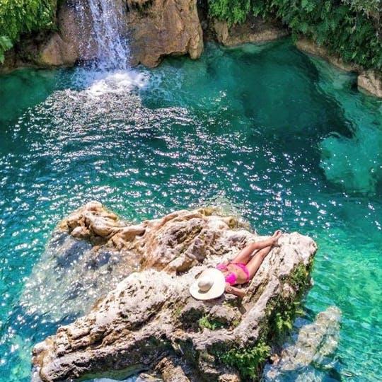 Aventura en mil cascadas y tour por Taxco